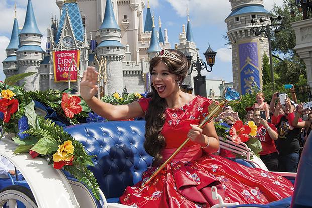 Novidades da Disney (Foto: Divulgação)