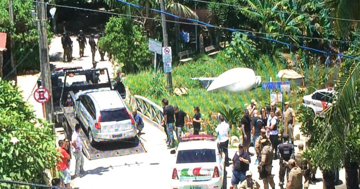 Polícia inicia reconstituição do crime contra o surfista Ricardinho em ... - Globo.com