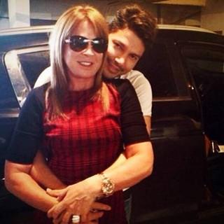 Zilu e Zé Henrique (Foto: Reprodução/Instagram)