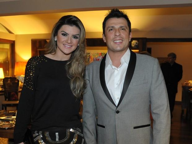 Mirella Santos e Ceará (Foto: Francisco Cepeda / AgNews)