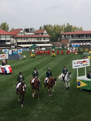 BLOG: Equipes formadas por atletas de países diferentes? Aí já é demais