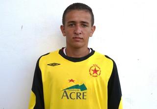 Thalison Zerbinato, 18 anos (Foto: Duaine Rodrigues)