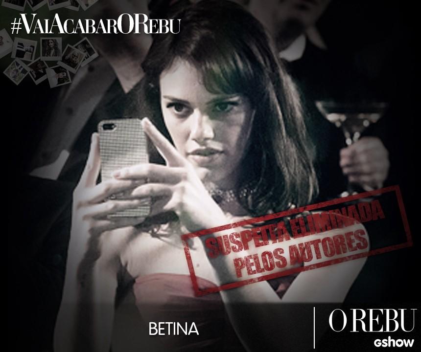 Betina O Rebu (Foto: O Rebu / TV Globo)