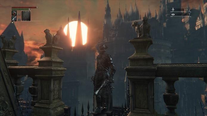 Bloodborne (Foto: Reprodução/Victor Teixeira)
