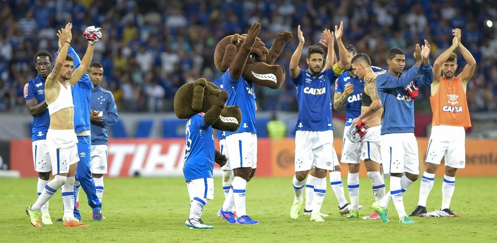 Cruzeiro defende o melhor início defensivo dos últimos 21 anos no Campeonato Brasileiro  (Foto: Washington Alves)