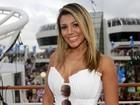 Ex-BBB Fabiana Teixeira será Eva no Carnaval