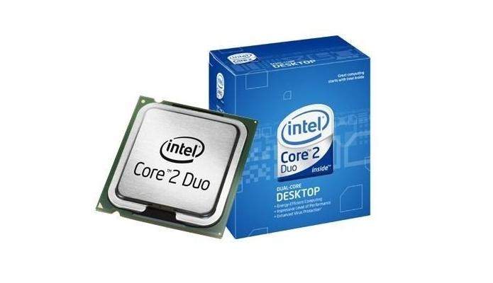 Core 2 Duo é um processador um pouco antigo (Foto: Divulgação/Intel)