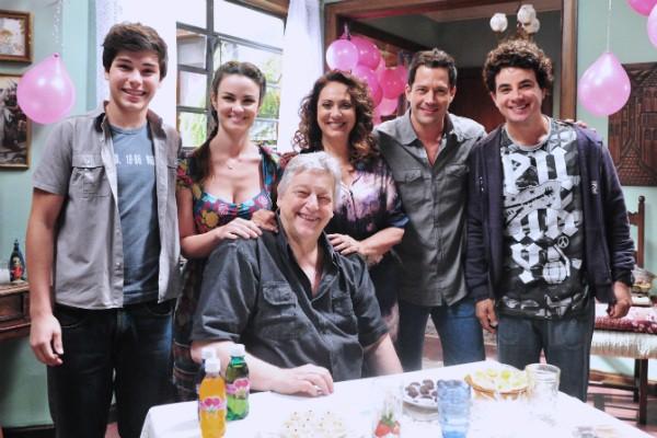 Núcleo de Amor à Vida (Foto: TV Globo/João Miguel Júnior)