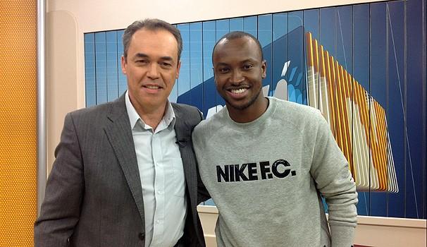 Thiaguinho Paraná TV (Foto: Divulgação/ RPC TV)