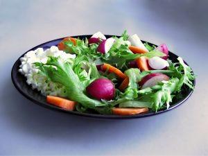 Salada (Foto: TV Globo / Mais Você)