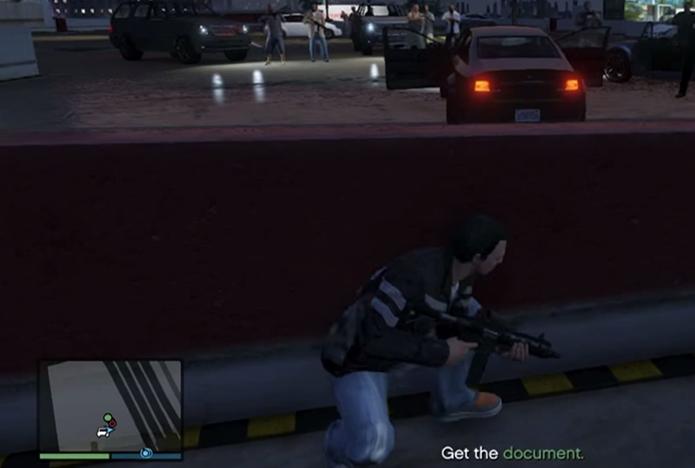 The Parking Garage (Foto: Reprodução/Youtube)