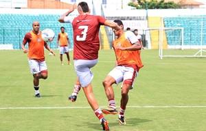 figueirense treino (Foto: Luiz Henrique / Figueirense FC)