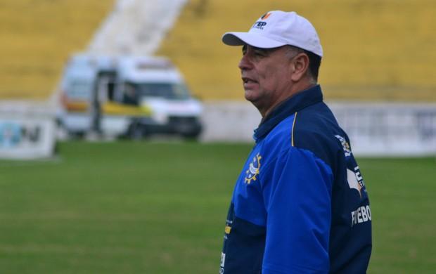 Técnico Márcio Oliveira São José Feminino (Foto: Tião Martins/São José E.C)