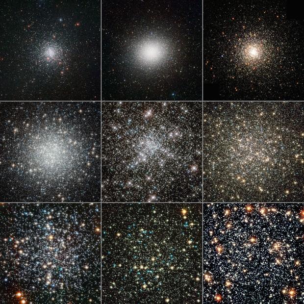 Eso aglomerado globular (Foto: ESO/Divulgação)