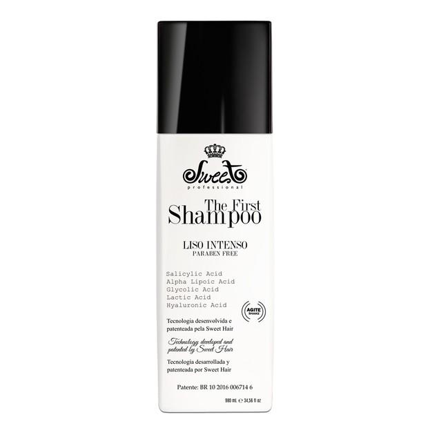 O shampoo (Foto: Divulgação)