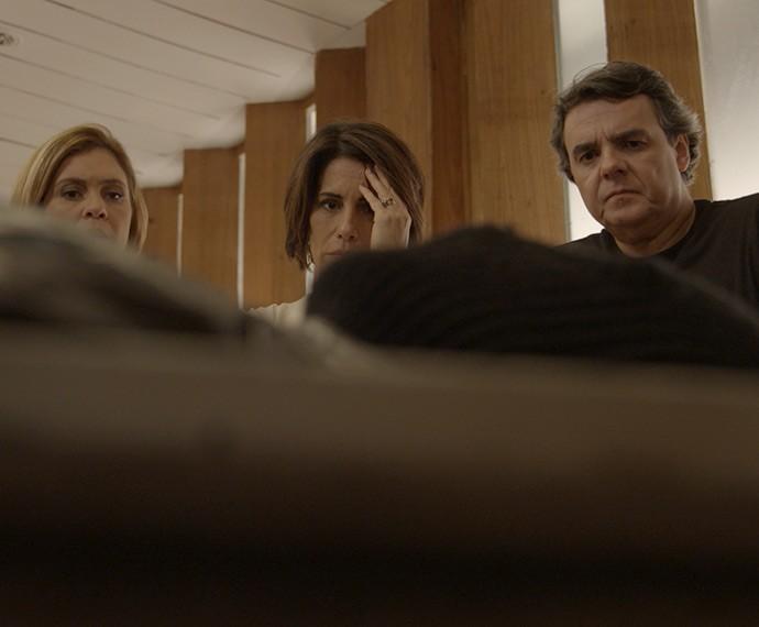 Será que a farsa de Beatriz será revelada? (Foto: TV Globo)