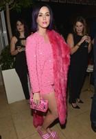 Rihanna, Katy Perry, Miley Cyrus e Kanye West vão a prêmio de moda nos Estados Unidos