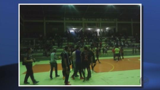Confira os jogos das quartas de final da Taça EPTV de Futsal Sul de Minas