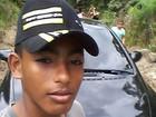 Pai de rapaz morto ao ir à padaria quer justiça após suspeito ser detido