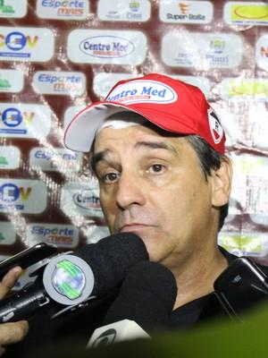 Eduardo Hungaro, River-PI  (Foto: Renan Morais )