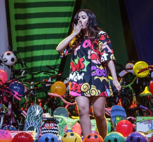 Anitta (Foto: Alex Palarea e Francisco Silva/AgNews)