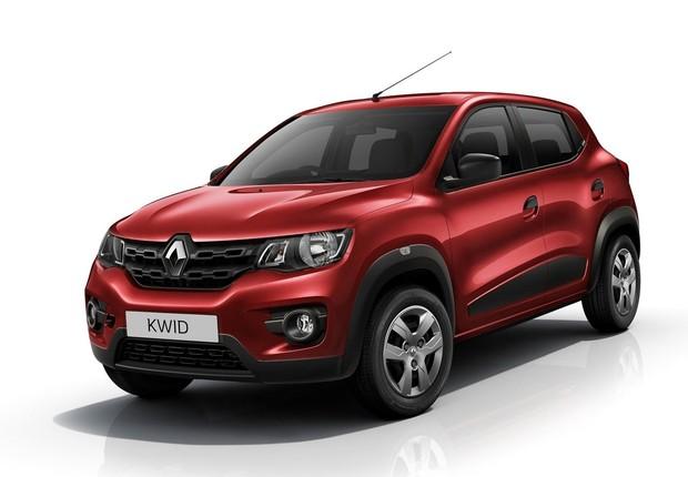 Kwid é o lançamento da Renault  (Foto: Divulgação)