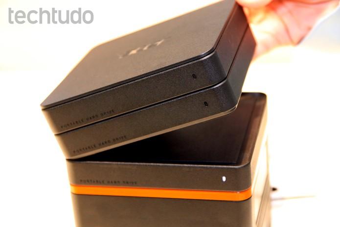 Acer Revo Build (Foto: Fabrício Vitorino/TechTudo)
