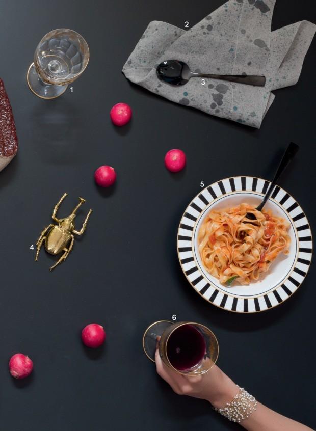 30 acessórios para fazer bonito na mesa de fim de ano (Foto: Guilherme Nabhan e Tinho Souza)