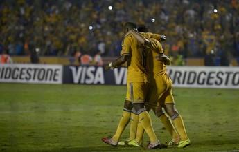Sobis marca, garante empate em casa, e Tigres avança às quartas