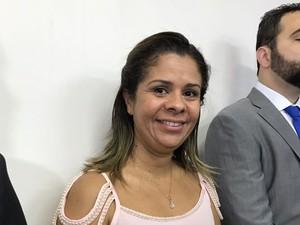 Maeve Melo (Foto: Paulo Ricardo Sobral/TV Grande Rio)