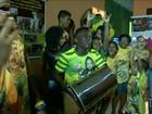 Torcida na capital vibra com jogadora do Maranhão na Seleção de Handebol