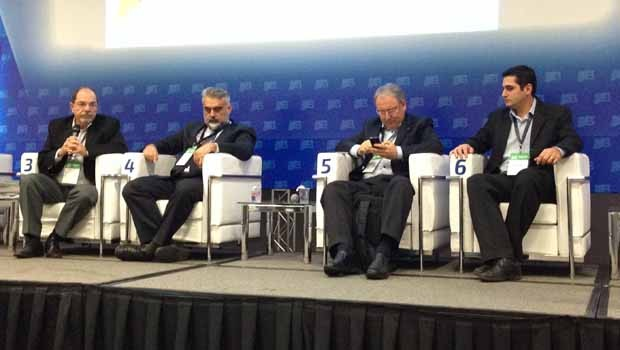 Realizado pela SET (Sociedade de Engenharia de Televisão), o evento teve ainda participação da RPC (Foto: Divulgação/RPC)