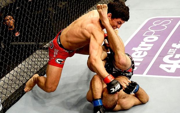 Joseph Benavidez luta UFC contra Darren Uyenoyama (Foto: Getty Images)