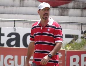 Jailton Cintra - Santa Cruz (Foto: Daniel Gomes/Globoesporte.com/PE)