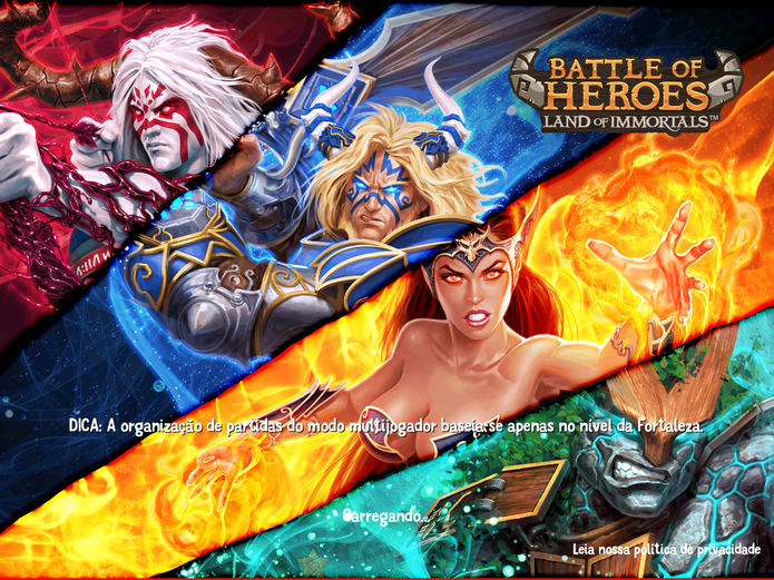 Battle of Heroes: Land of Immortals (Foto: Divulgação)