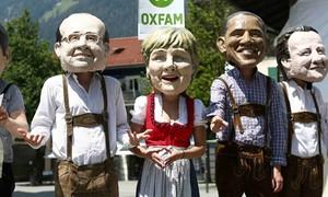 Milhares protestam na Bavária antes de reunião do G7
