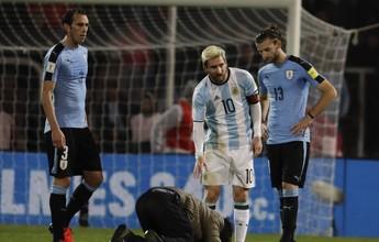 Argentina sofre sem Messi, Neymar engrena: o turno em nove destaques