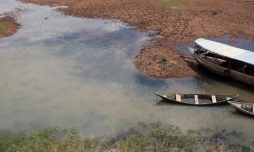Superfaturamento na transposição do Rio São Francisco (Foto: Lúcio Távora / Agência O Globo)