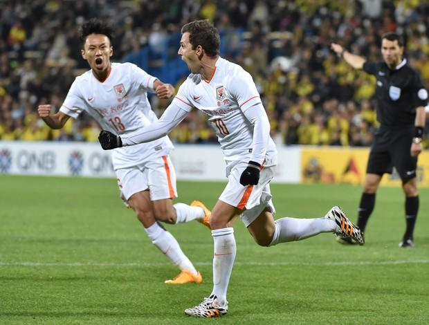 montillo Kashiwa Reysol x Shandong Luneng