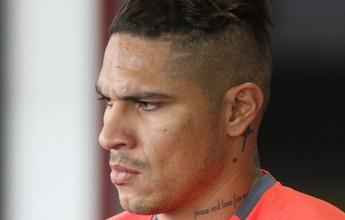Incomodado, Guerrero murcha no Flamengo e tem futuro indefinido