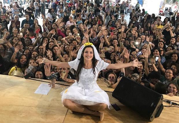Emilly Araújo  (Foto: Reprodução)