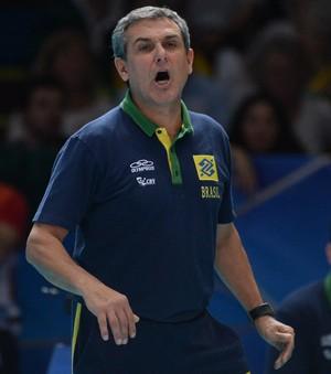 José Roberto Guimarães Brasil x EUA mundial feminino de vôlei (Foto: Divulgação / FIVB)