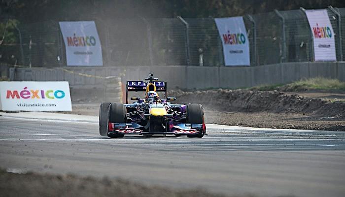 BLOG: México 90% pronto para a Fórmula 1