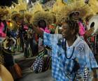 Cante o samba da Unidos de Vila Isabel (Alexandre Durão/G1)