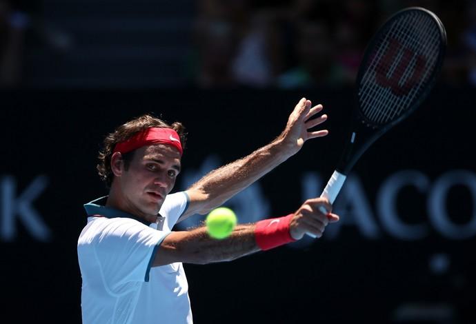 Federer Aberto da Austrália (Foto: Getty Images)