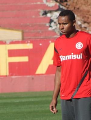 Jajá, meia-atacante do Inter (Foto: Diego Guichard / GLOBOESPORTE.COM)