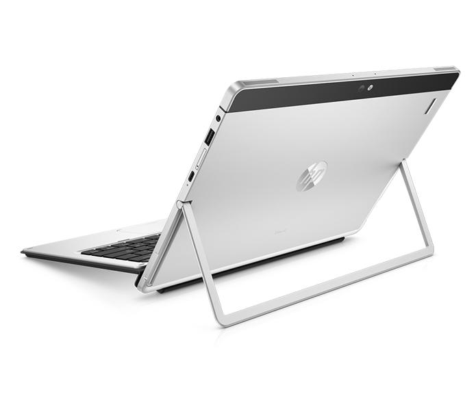 Tablet da HP é feito de alumínio para maior resistência e design mais elegante (Foto: Divulgação/HP)