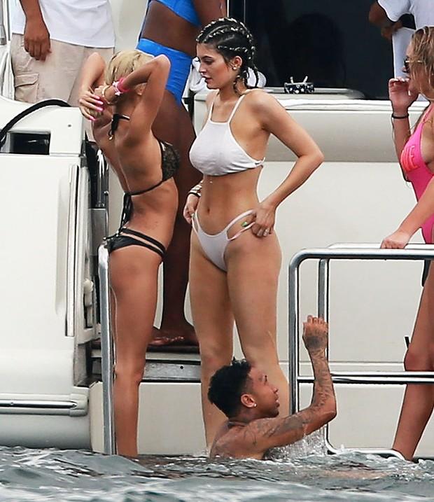 Kylie Jenner (Foto: Grosby Group/Agência)
