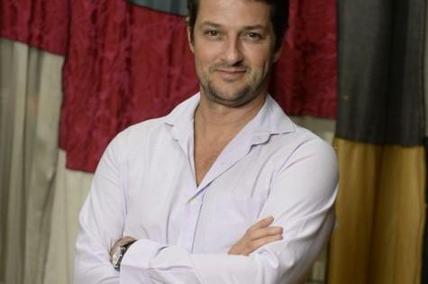 Marcelo Serrado (Foto: Renato Rocha Miranda/TV Globo)