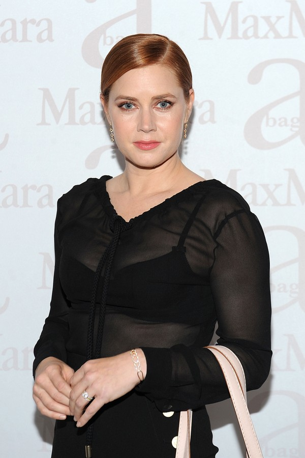 A atriz Amy Adams (Foto: Getty Images)